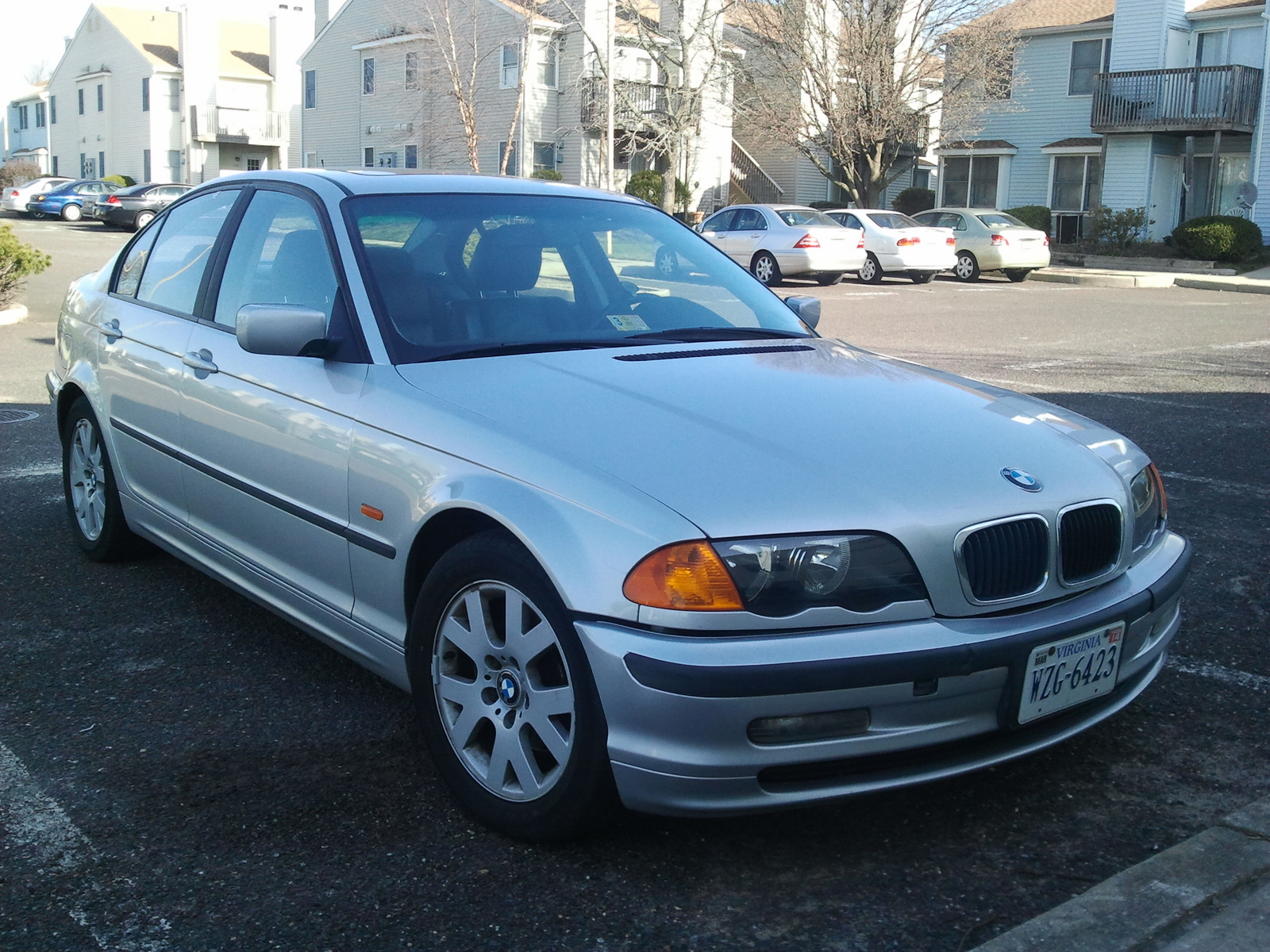 BMW 3 series 320td 1999 photo - 8