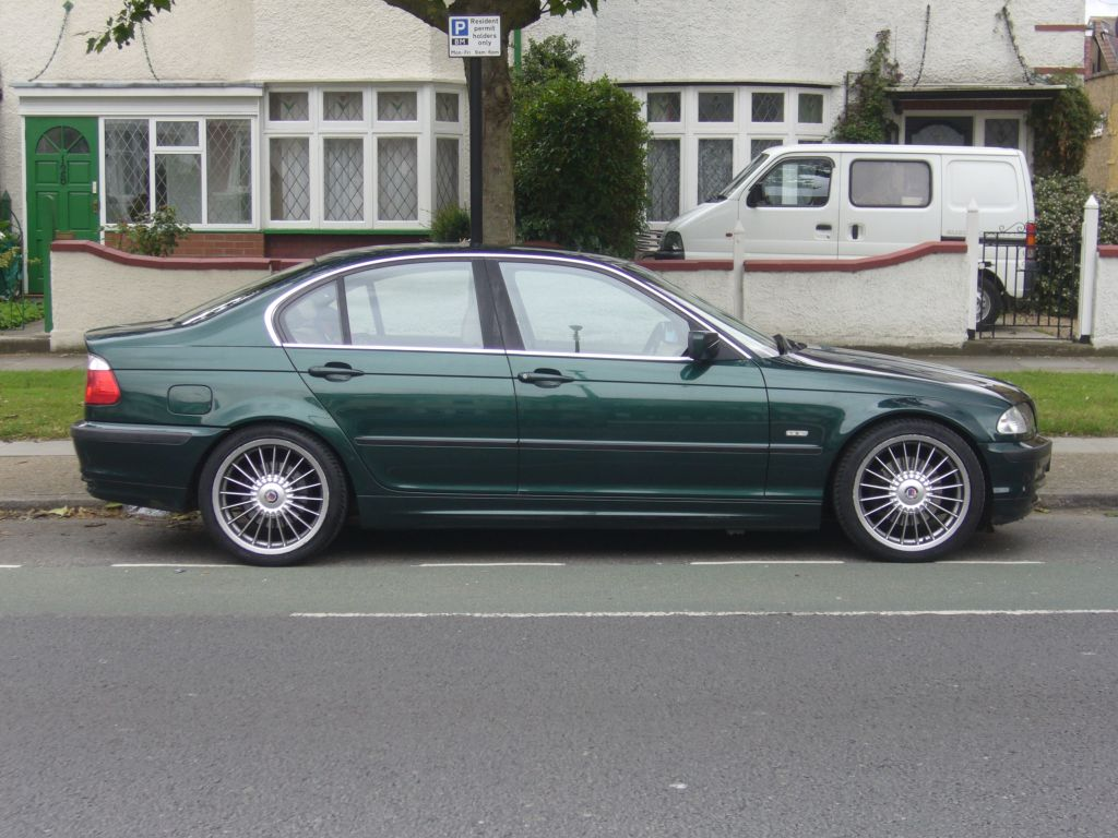 BMW 3 series 320td 1999 photo - 9