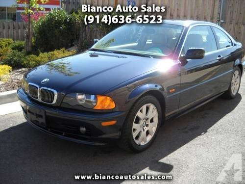 BMW 3 series 323Ci 2000 photo - 2