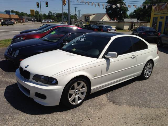 BMW 3 series 323Ci 2000 photo - 4