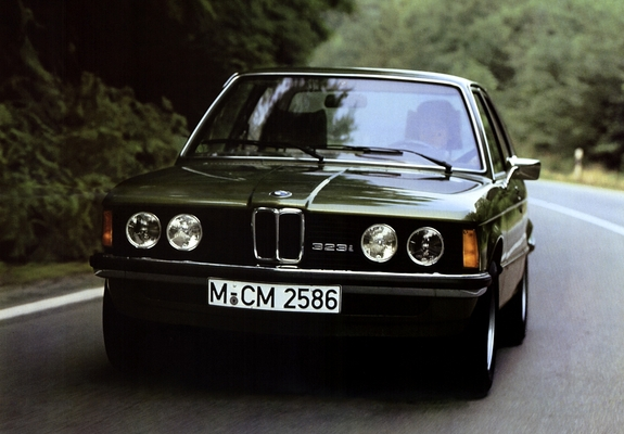 BMW 3 series 323i 1978 photo - 3