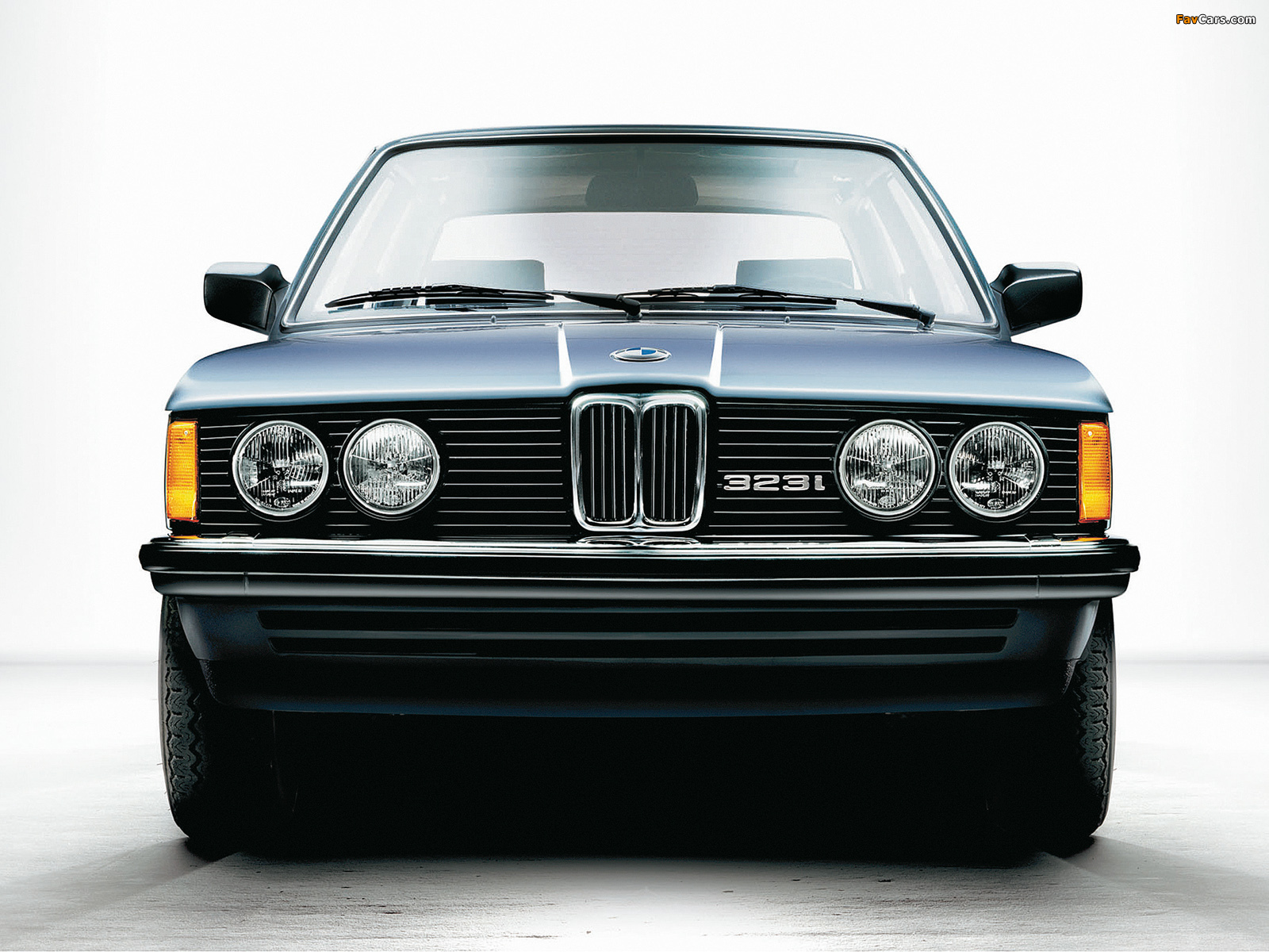 BMW 3 series 323i 1978 photo - 4