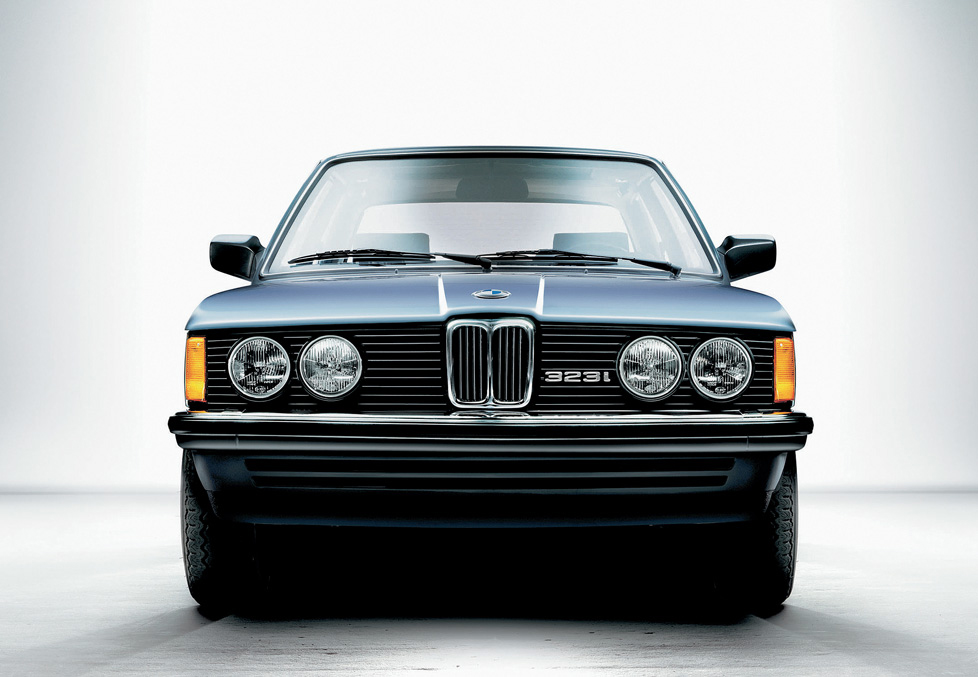 BMW 3 series 323i 1978 photo - 7