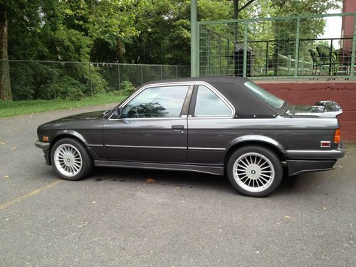 BMW 3 series 323i 1985 photo - 7