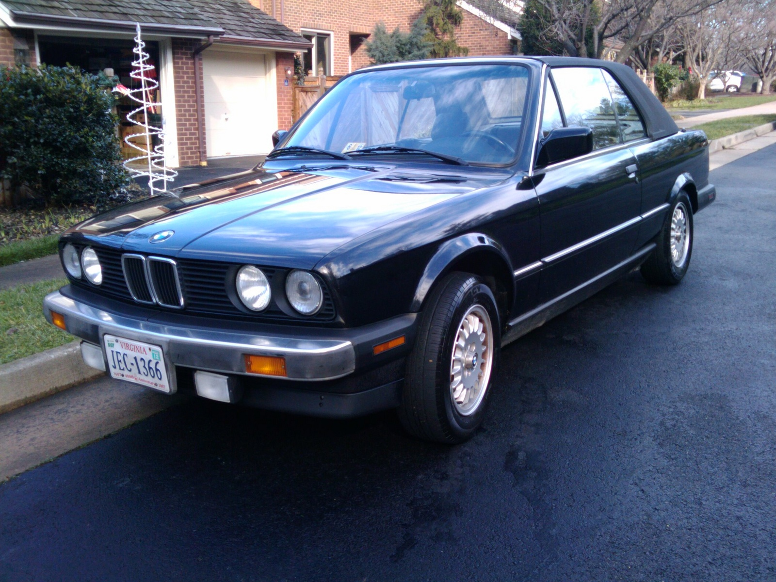 BMW 3 series 323i 1989 photo - 3