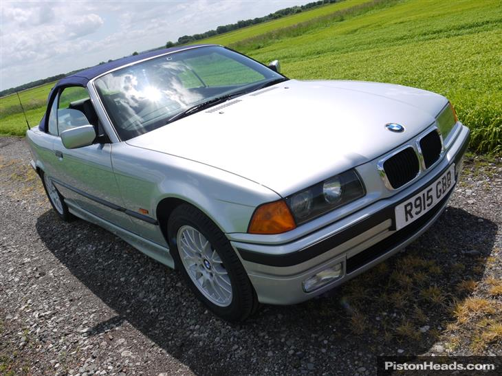 BMW 3 series 323i 1997 photo - 10