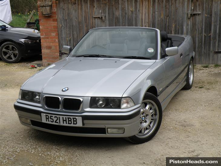 BMW 3 series 323i 1997 photo - 4