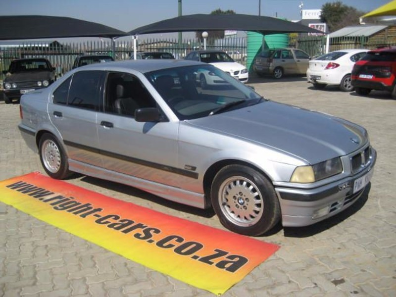 BMW 3 series 323i 1997 photo - 6
