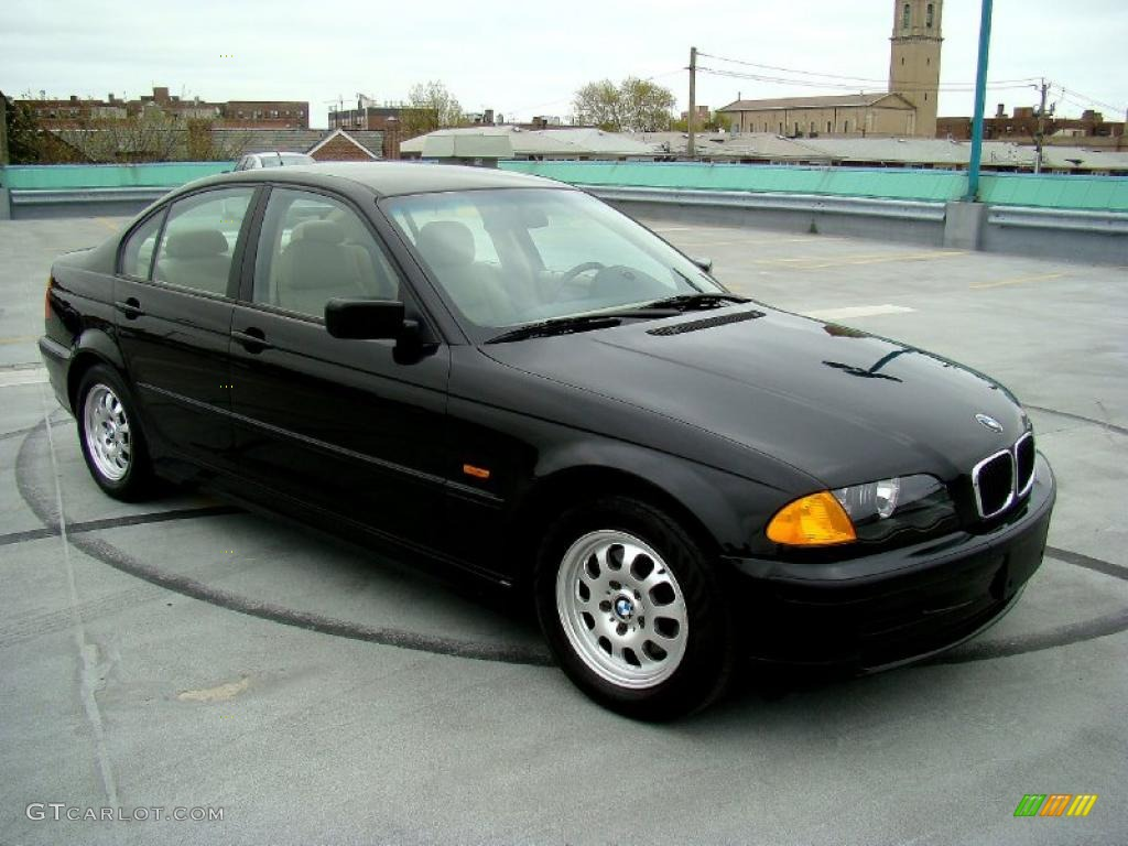 Bmw 3 Series 323i 1999 Technical Specifications