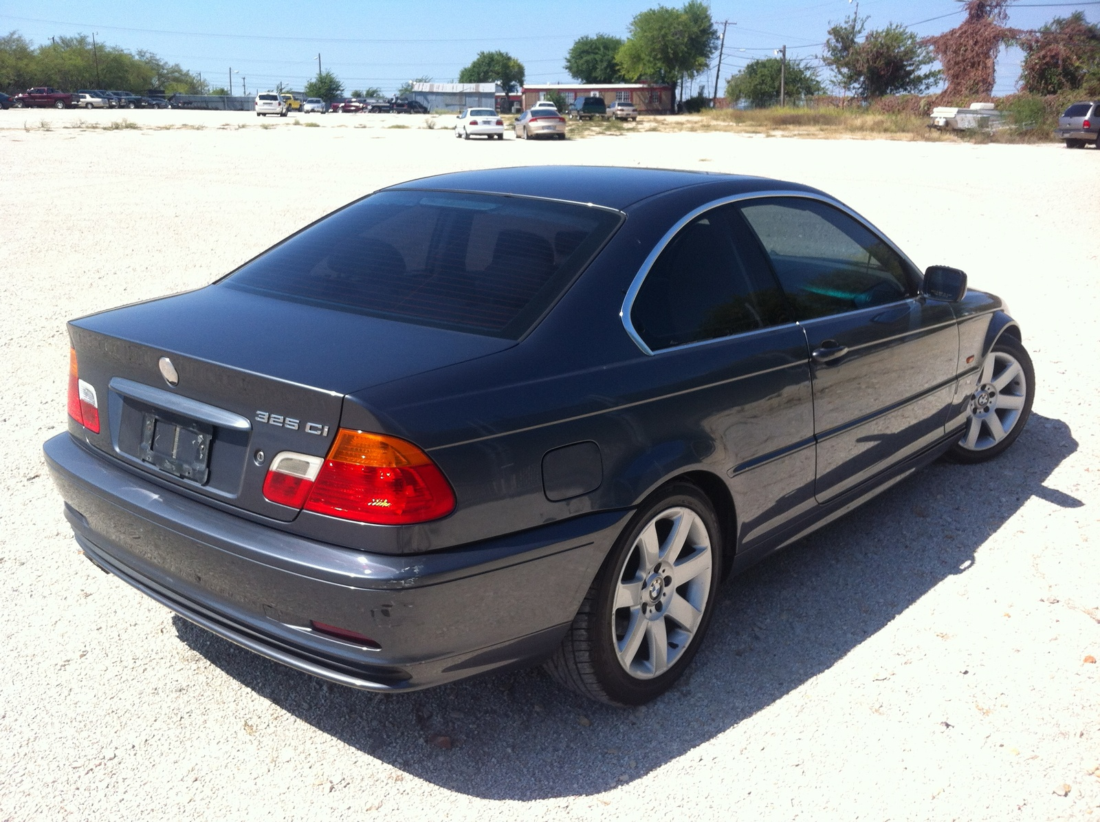 BMW 3 series 323i 2001 photo - 4