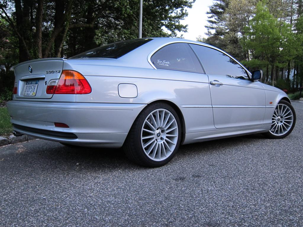 BMW 3 series 323i 2001 photo - 8