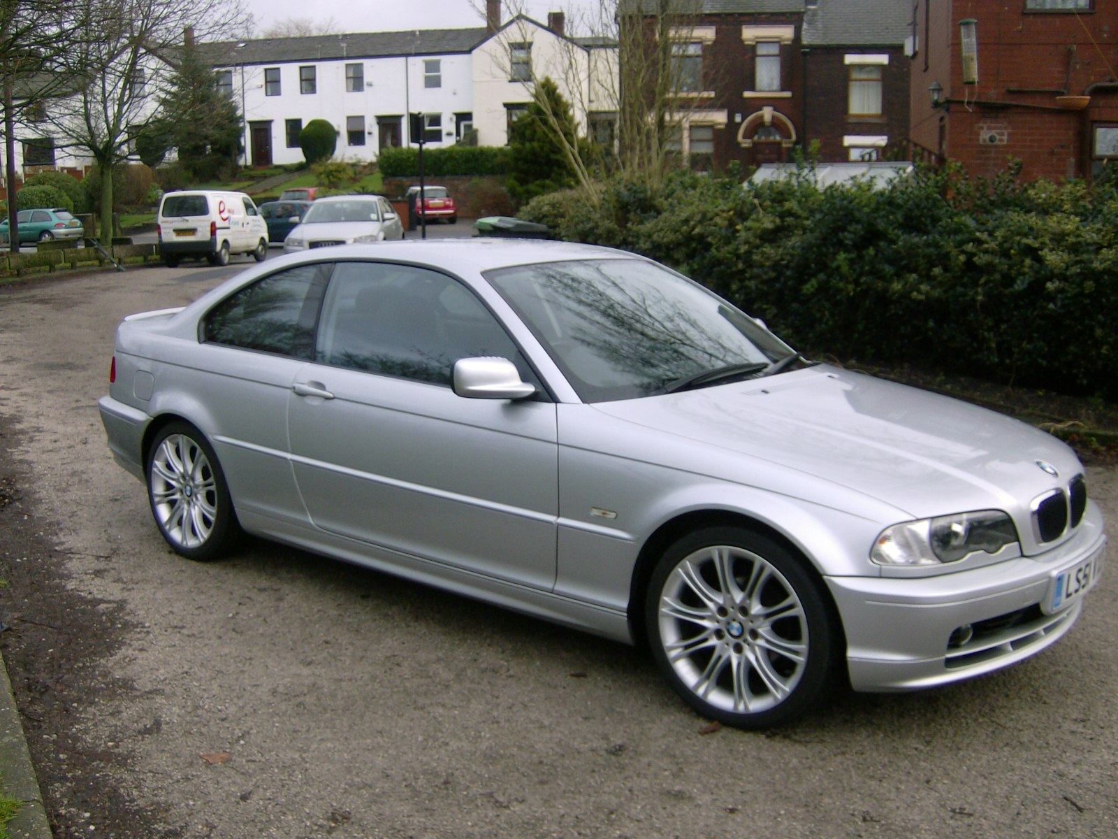 BMW 3 series 323i 2001 photo - 9