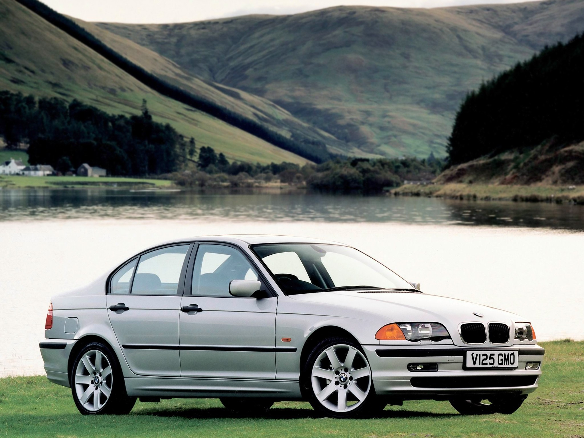 BMW 3 series 323i 2002 photo - 11