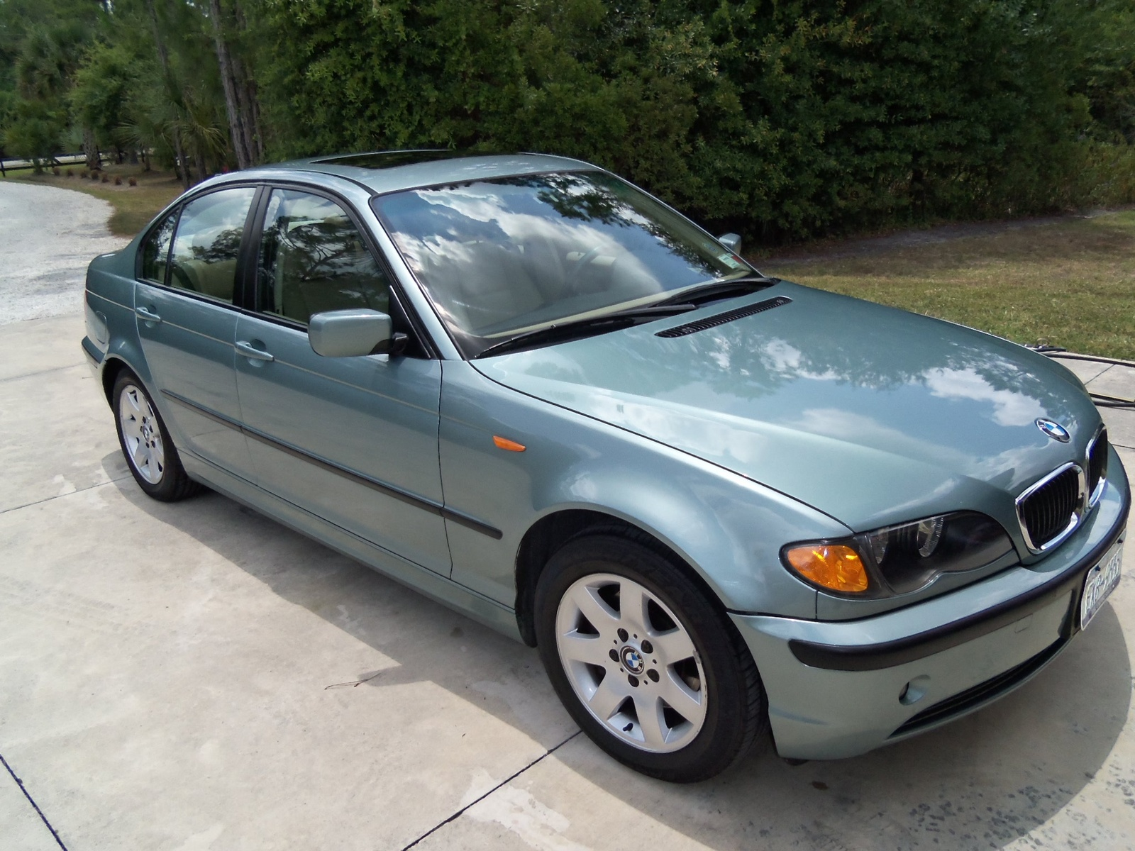 BMW 3 series 323i 2002 photo - 7