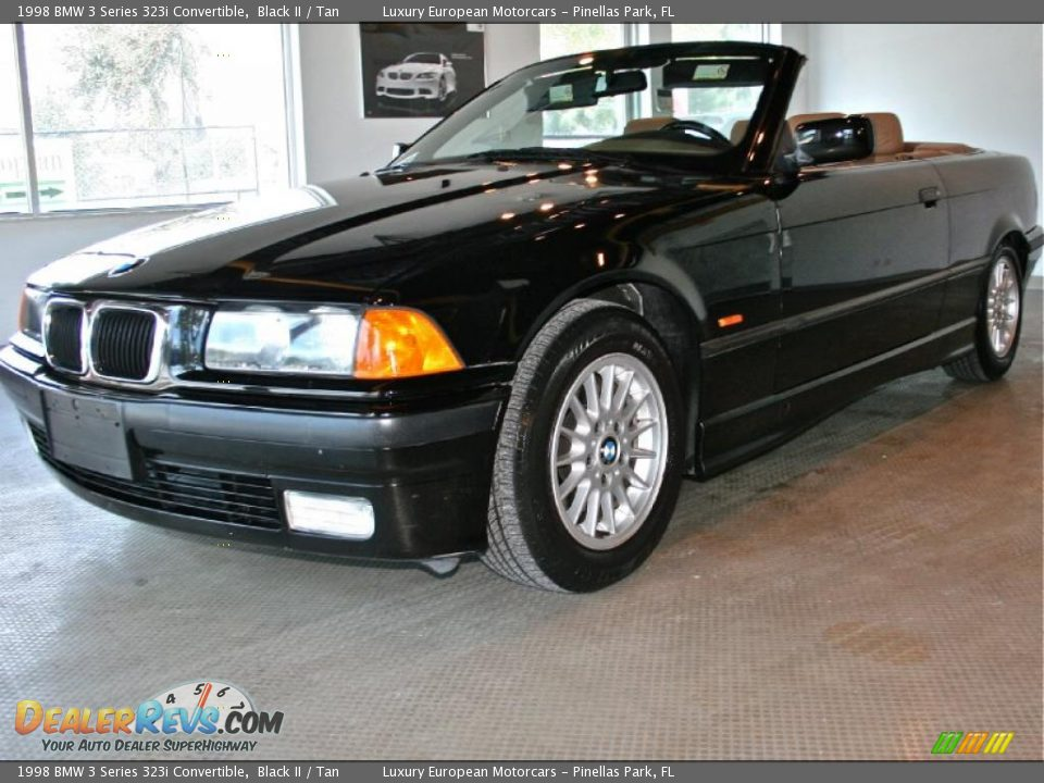BMW 3 series 323ti 1998 photo - 10