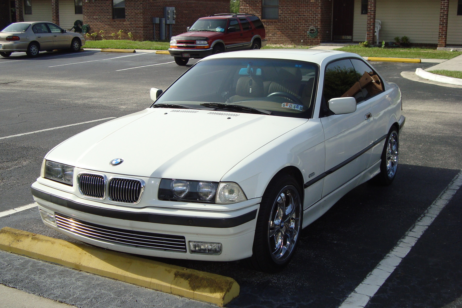 BMW 3 series 323ti 1998 photo - 11