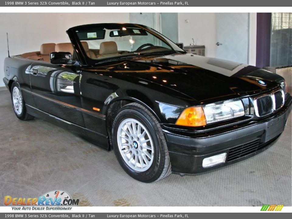 BMW 3 series 323ti 1998 photo - 12