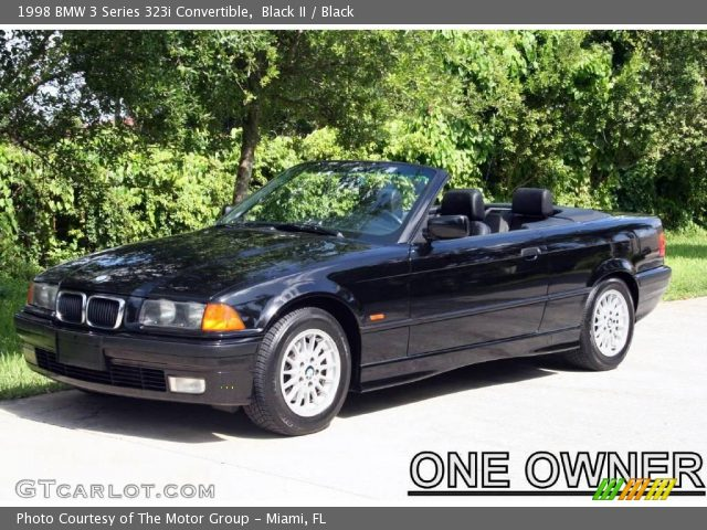 BMW 3 series 323ti 1998 photo - 2
