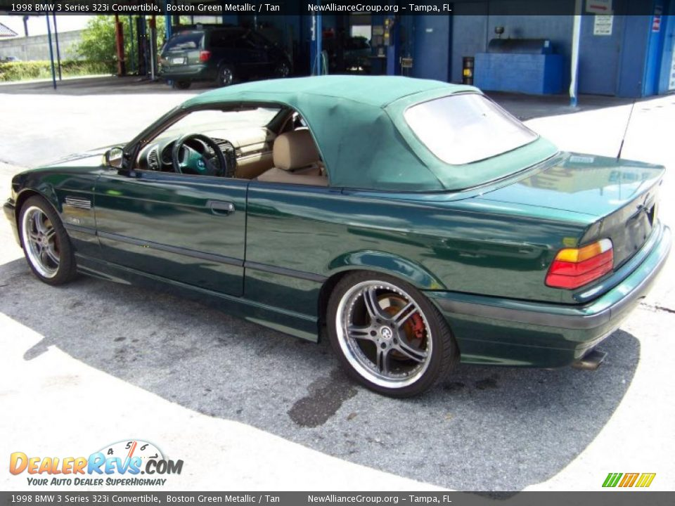 BMW 3 series 323ti 1998 photo - 3