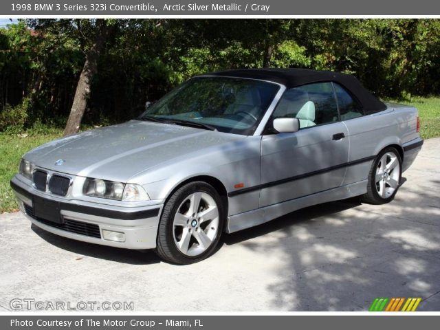 BMW 3 series 323ti 1998 photo - 5