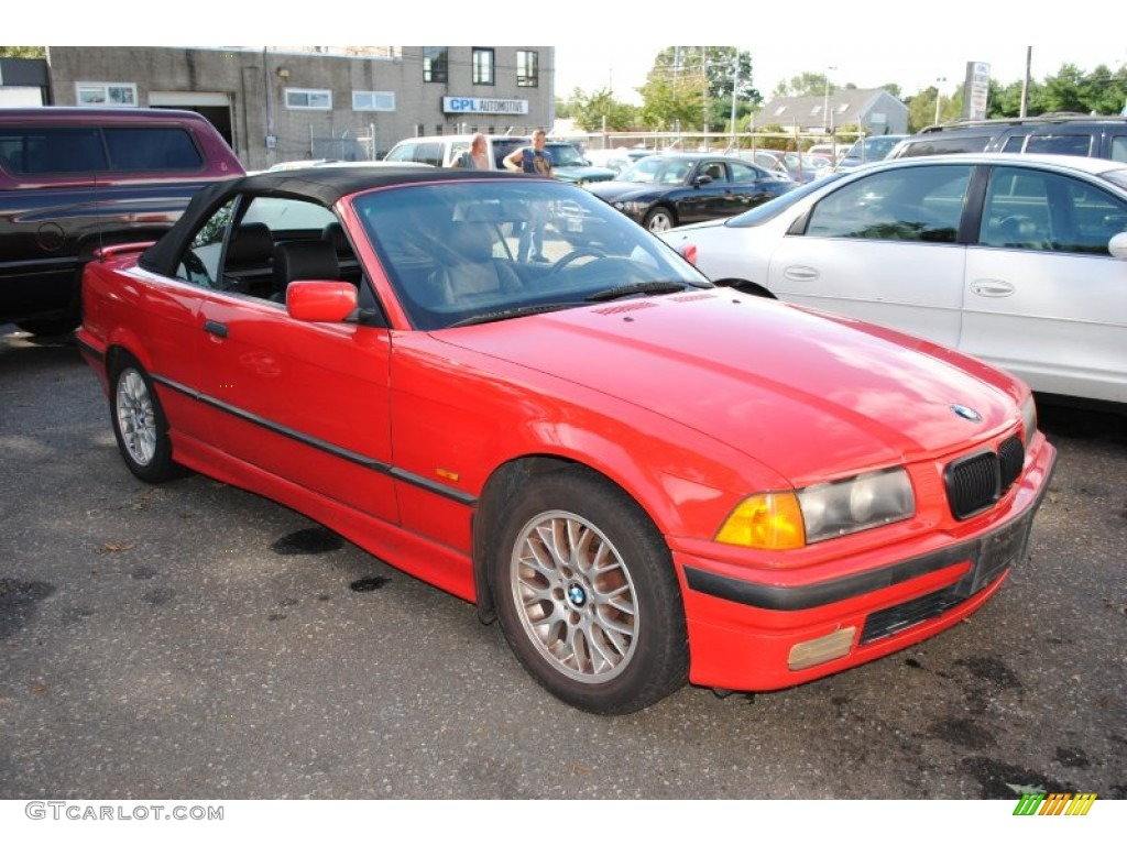 BMW 3 series 323ti 1998 photo - 6