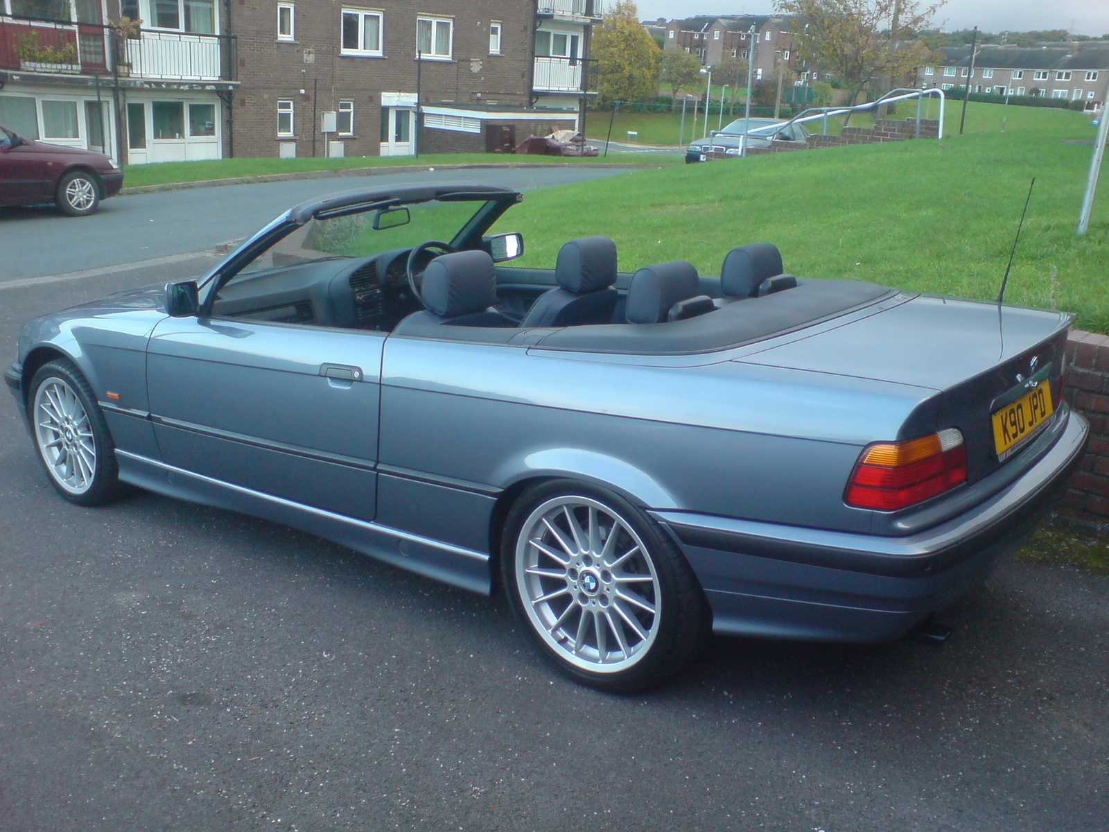 BMW 3 series 323ti 1998 photo - 7
