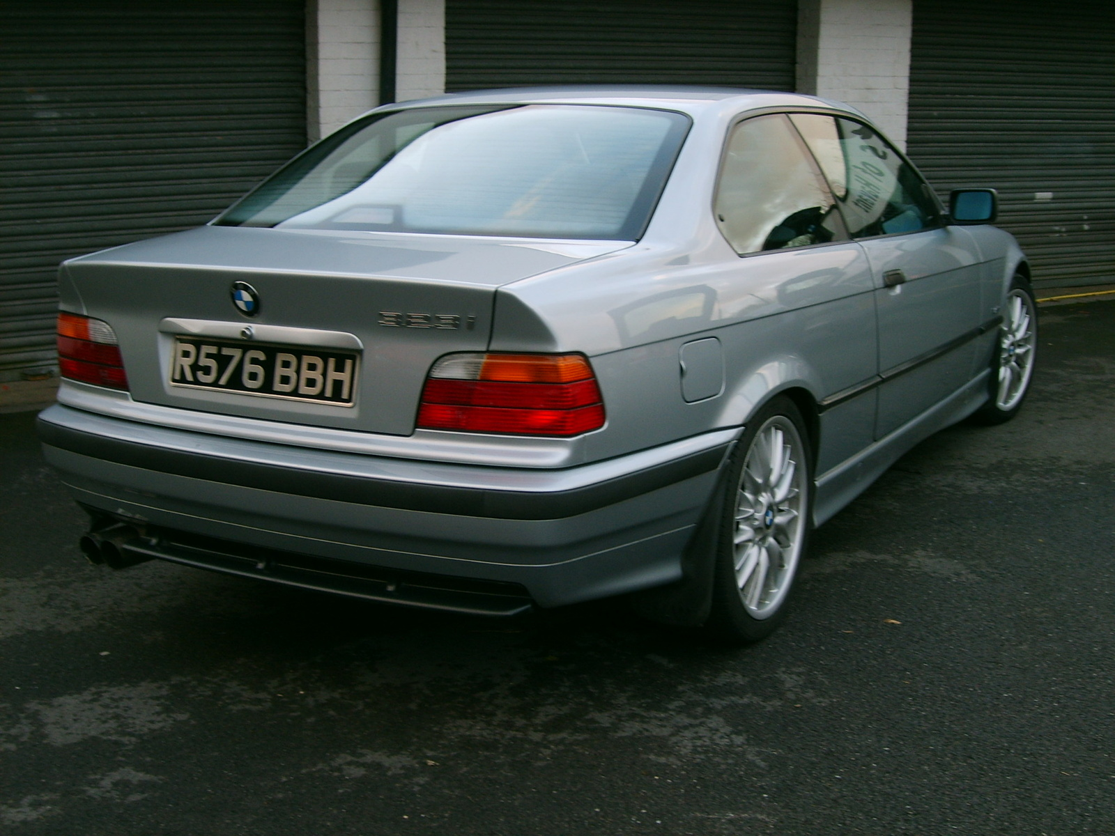 BMW 3 series 323ti 1998 photo - 9