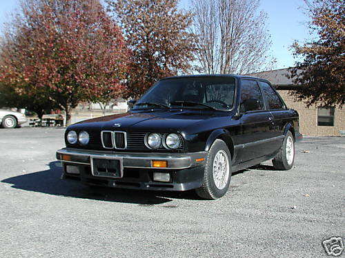 BMW 3 series 324d 1987 photo - 8
