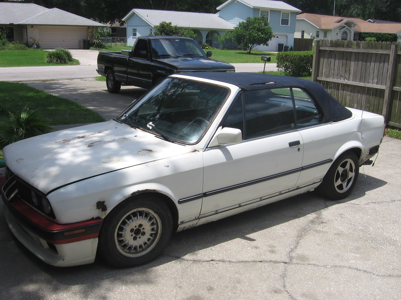 BMW 3 series 324d 1988 photo - 7