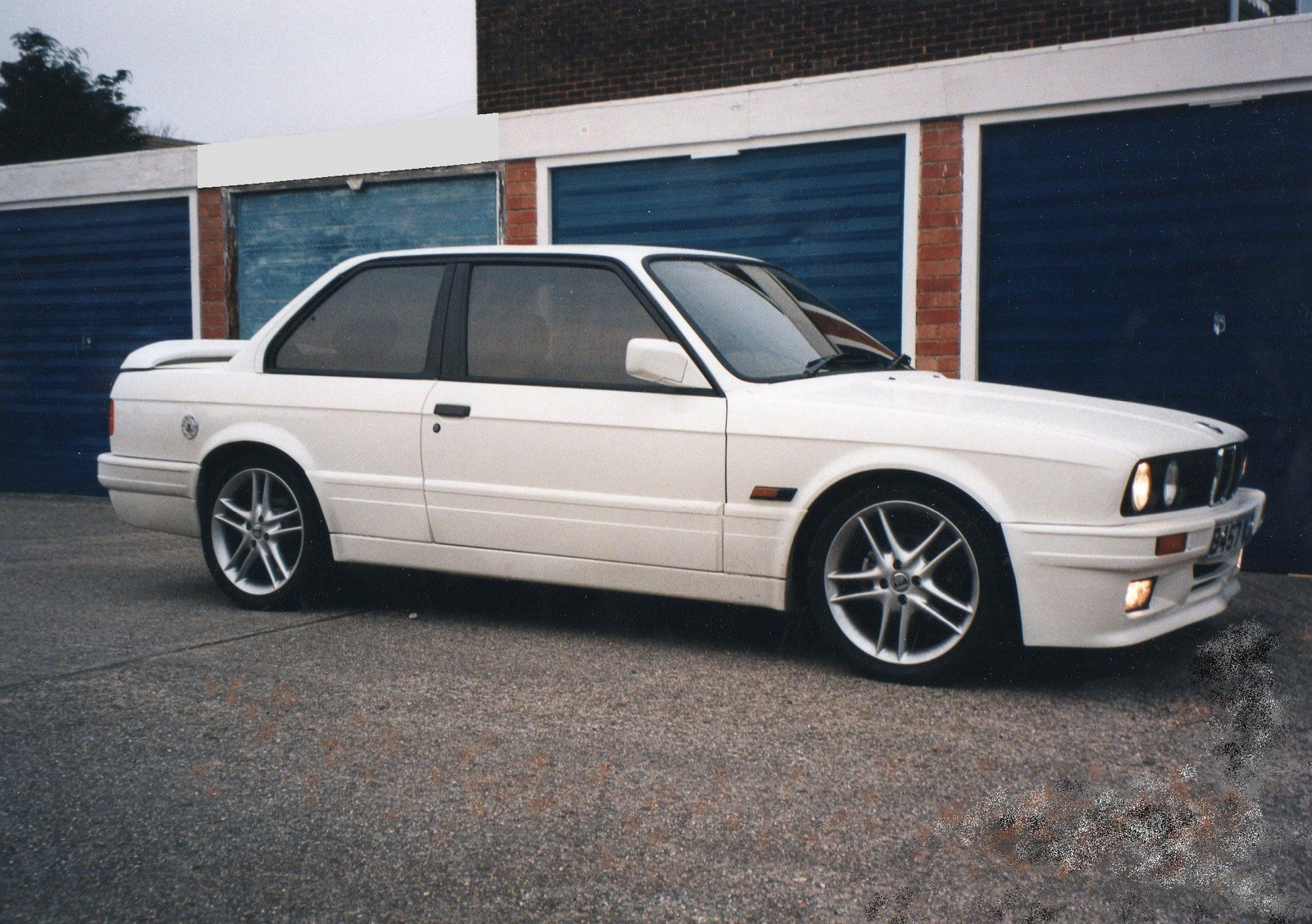 BMW 3 series 324d 1994 photo - 10