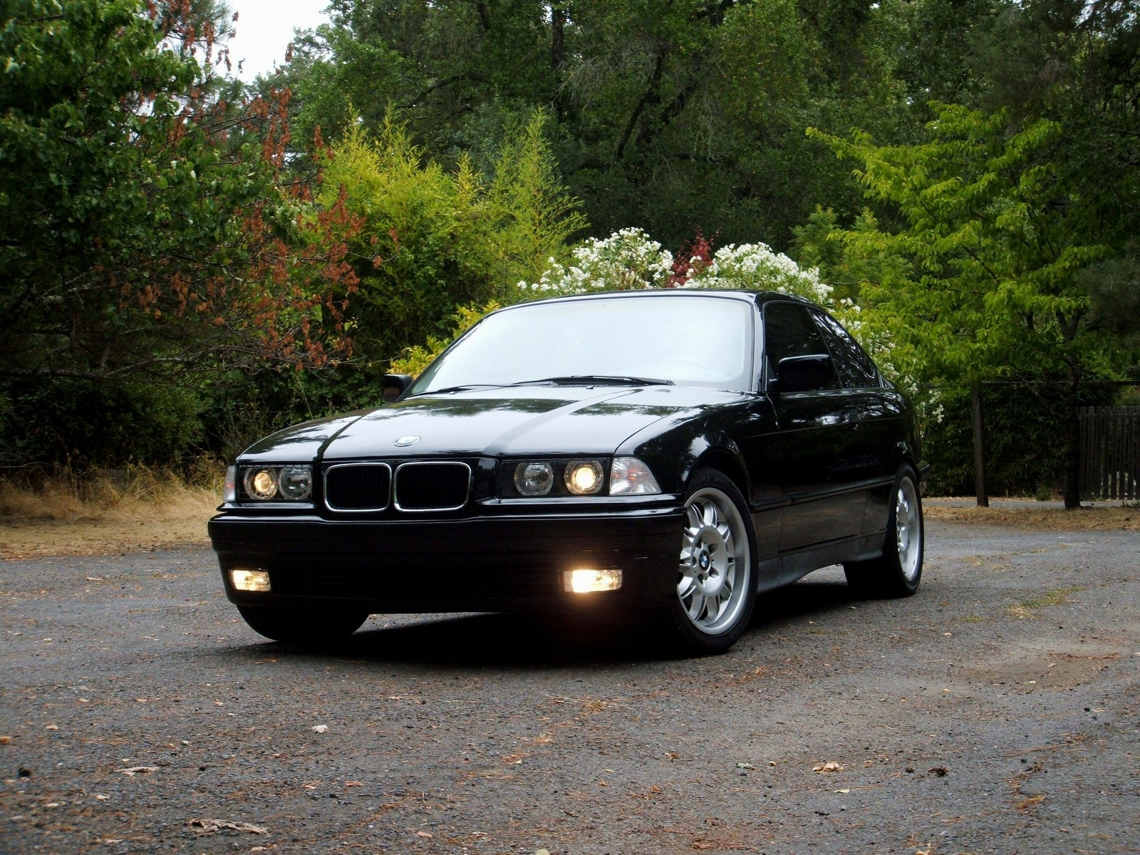 BMW 3 series 324d 1994 photo - 12