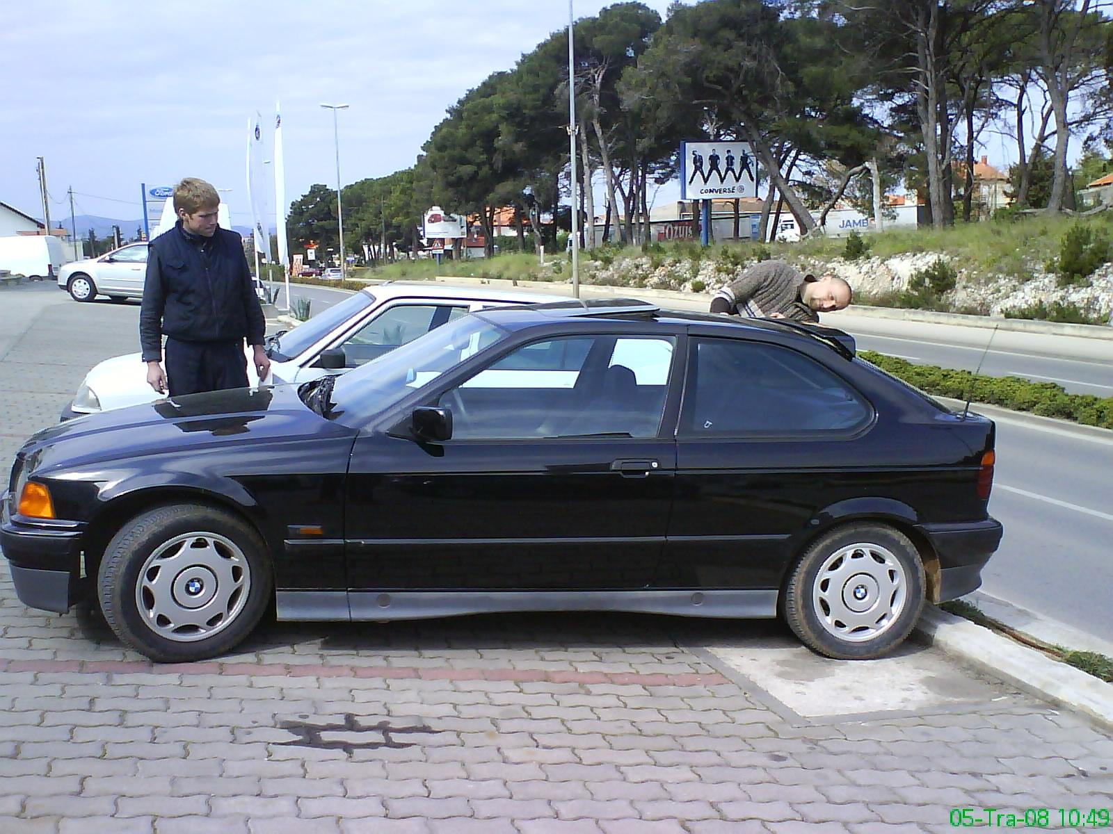 BMW 3 series 324d 1994 photo - 3