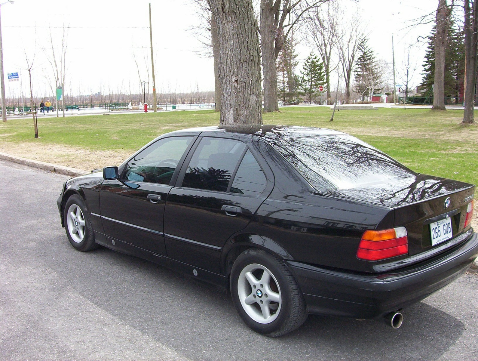 BMW 3 series 324d 1994 photo - 5