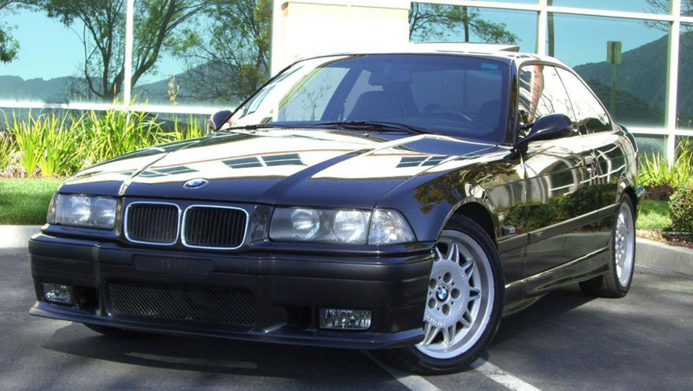 BMW 3 series 324td 1992 photo - 8