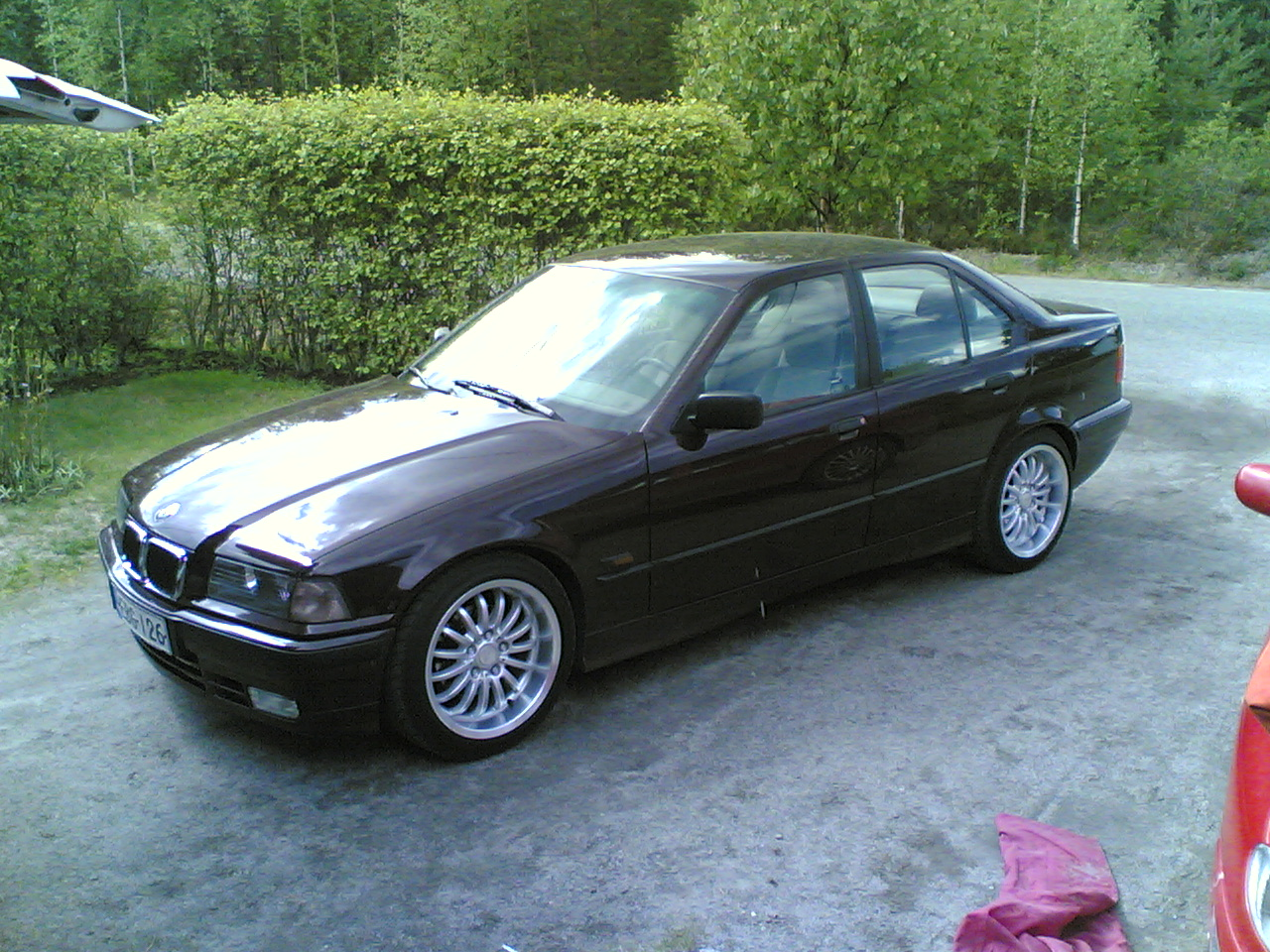 BMW 3 series 324td 1992 photo - 9