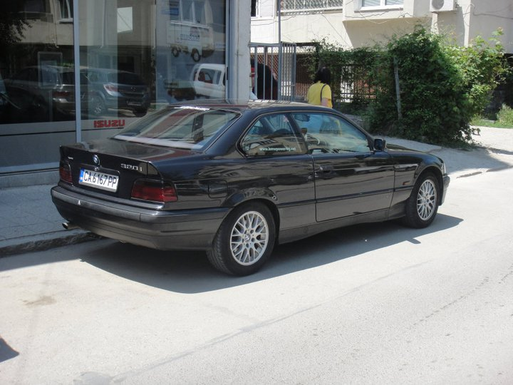 BMW 3 series 324td 1994 photo - 6