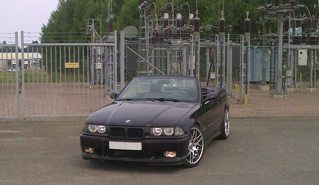 BMW 3 series 324td 1994 photo - 7