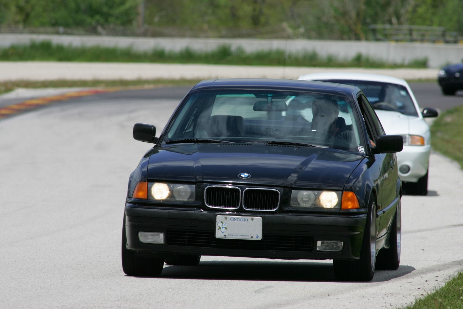 BMW 3 series 324td 1994 photo - 8