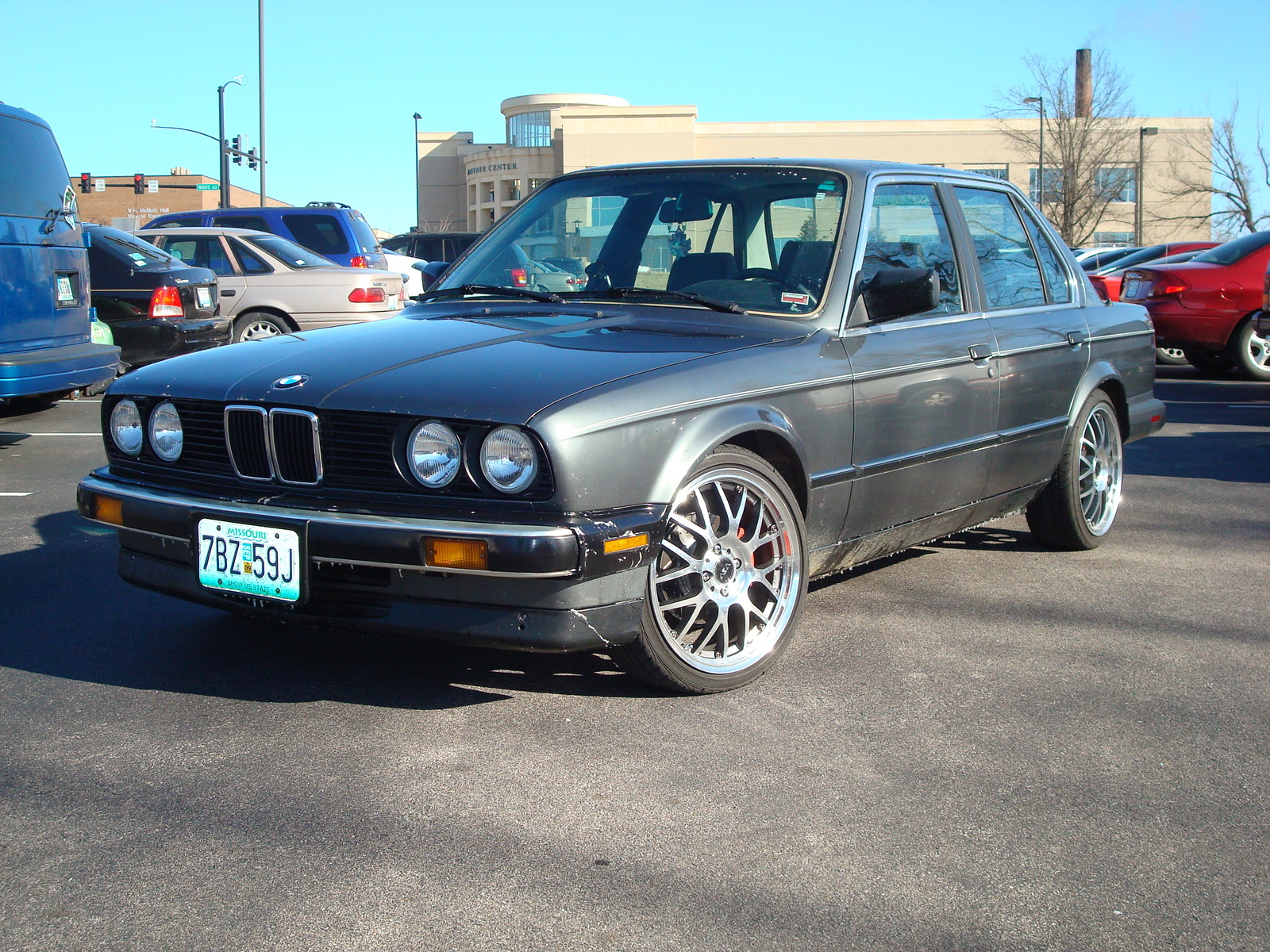 BMW 3 series 325 1987 photo - 1