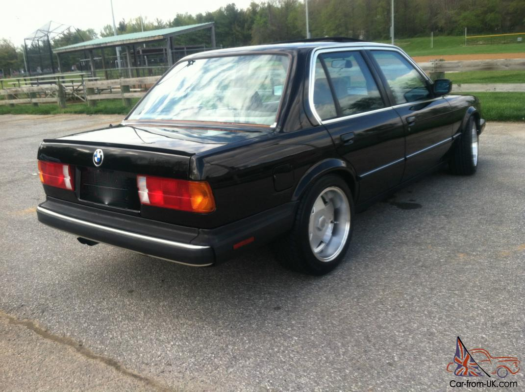 BMW 3 series 325 1987 photo - 11