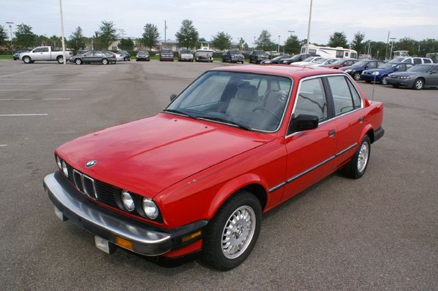 BMW 3 series 325 1987 photo - 2