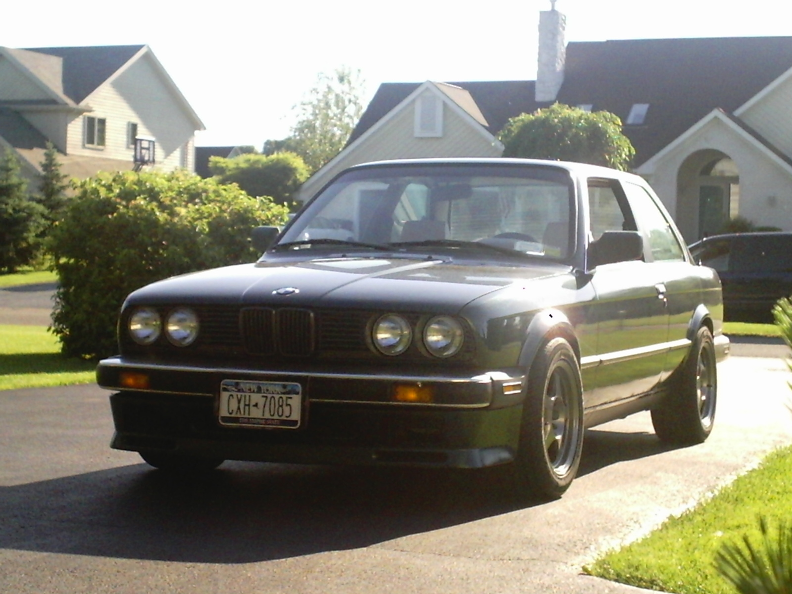 BMW 3 series 325 1987 photo - 9