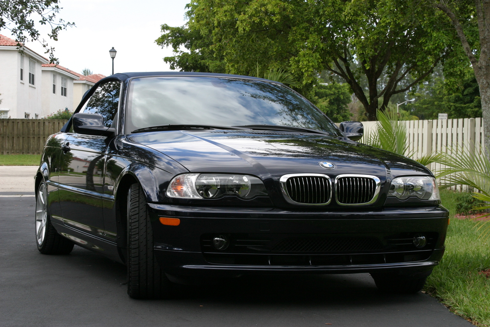 BMW 3 series 325Ci 2003 photo - 1