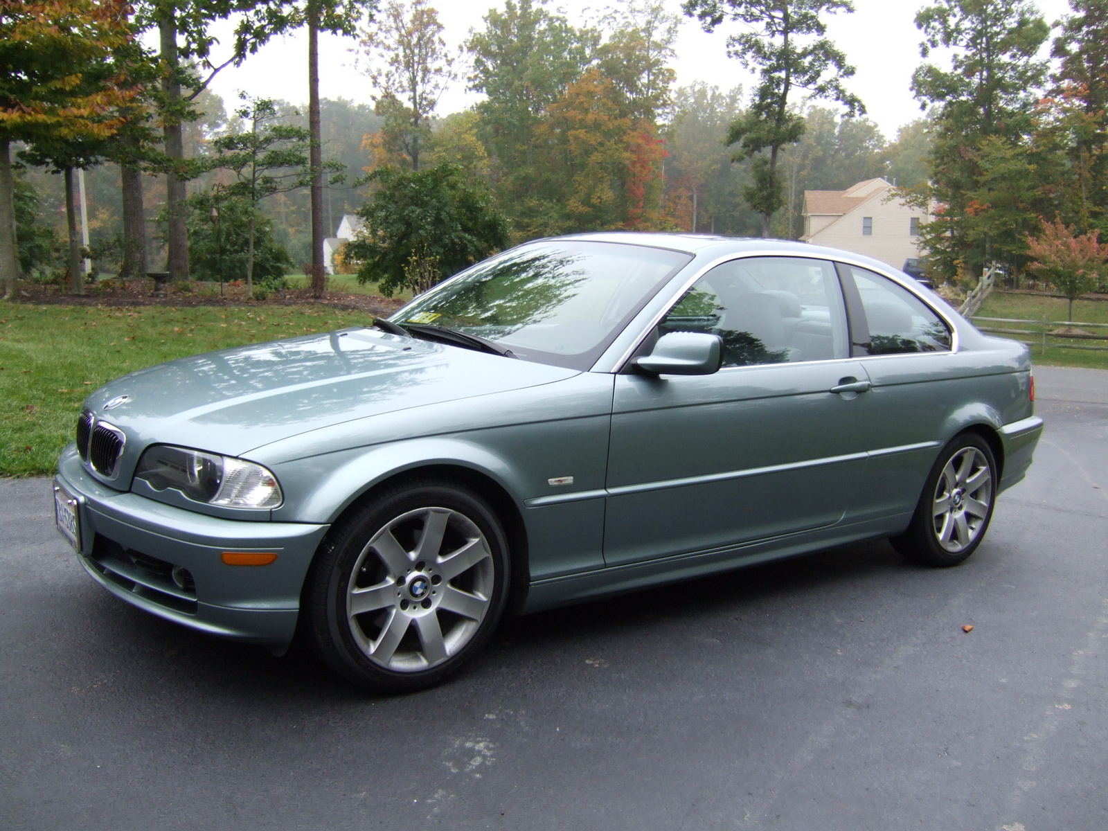 BMW 3 series 325Ci 2003 photo - 11