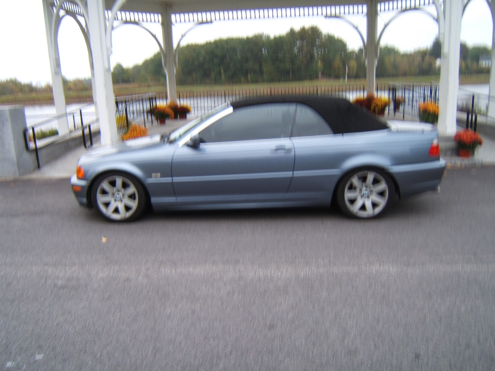 BMW 3 series 325Ci 2003 photo - 12