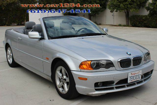 BMW 3 series 325Ci 2003 photo - 3