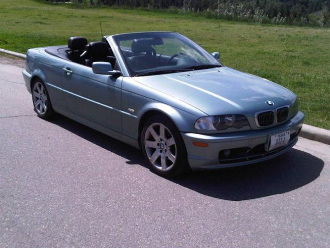 BMW 3 series 325Ci 2003 photo - 4