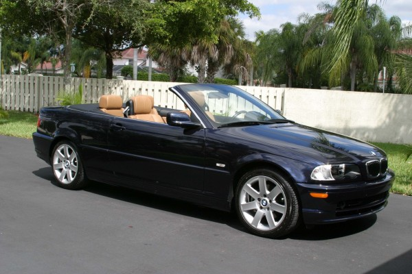 BMW 3 series 325Ci 2003 photo - 6
