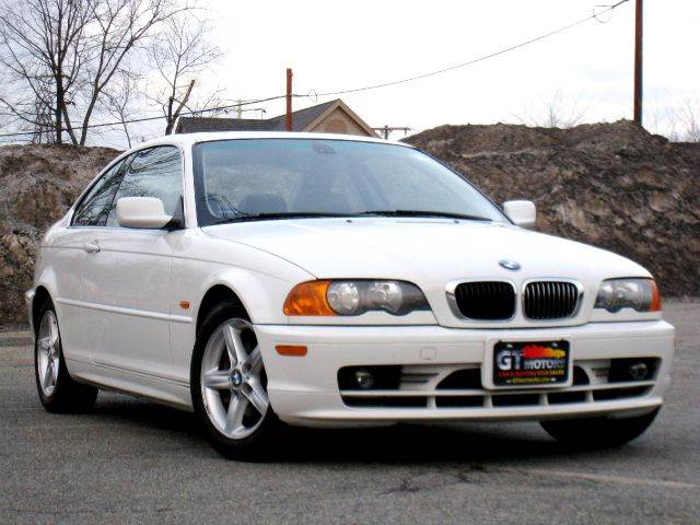 BMW 3 series 325Ci 2003 photo - 8