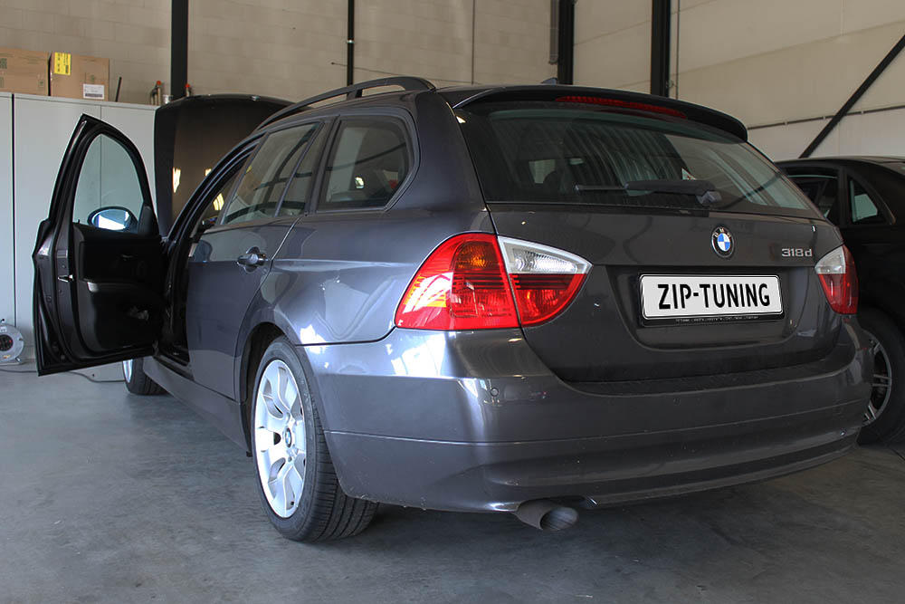 BMW 3 series 325d 2005 photo - 12